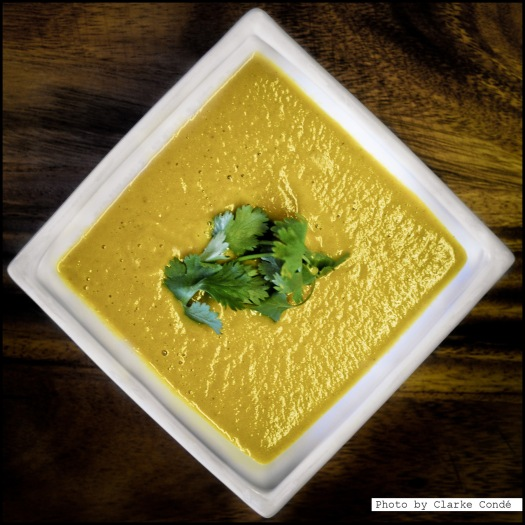 Moroccan Carrot Bisque