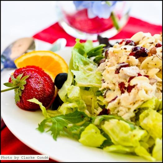 Summer salad {gluten-free}