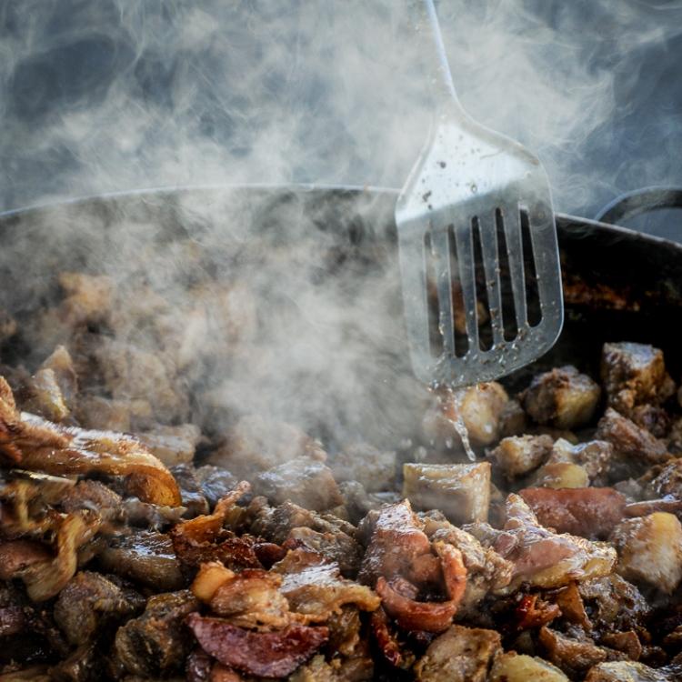 Smoky stew